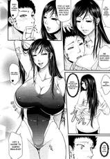 [Toguchi Masaya] Temptation Swimsuit (COMIC MILF Vol.1 2011-04) [Spanish] [XHentai95]-